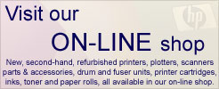 Buy new, second-hand and refurbished printers and plotters online