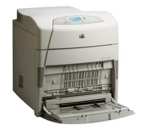HP Laserjet 5500 printer repair