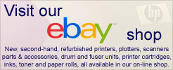 Buy refurbished and second hand printers and plotters on Ebay